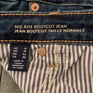 Lands' End Pants - Classic Jeans